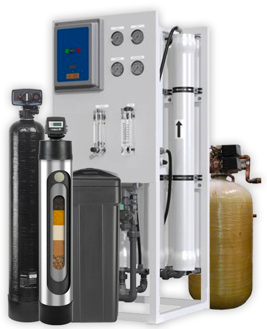 International Filter, Residential and Commercial Water