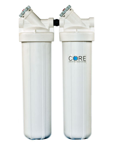 Dual Core Water Treatment System
