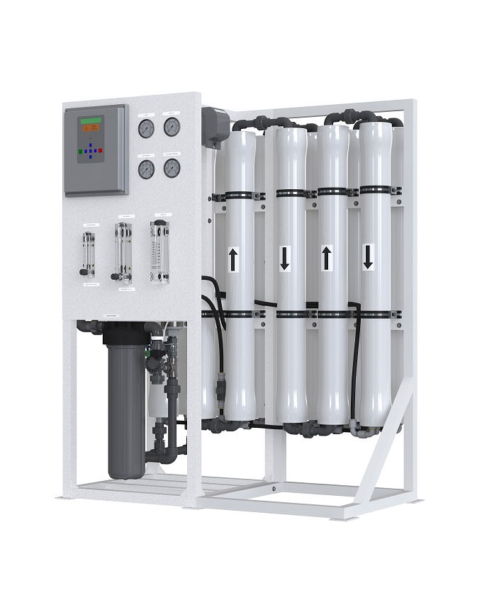 10,800 GPD Commercial Reverse Osmosis System